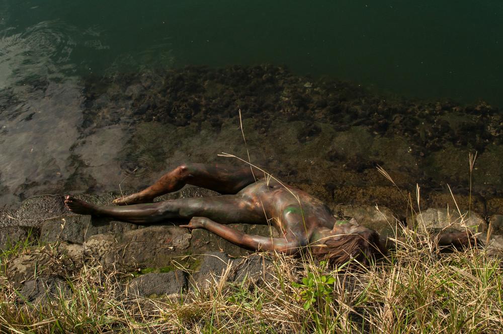 2012  Canal.Bank  Florida Art | BODYPAINTOGRAPHY