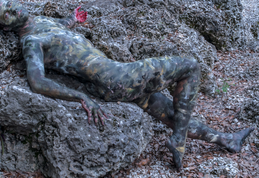 2012  Coral.Rock  Florida Art | BODYPAINTOGRAPHY