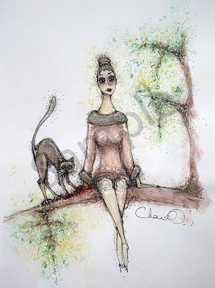 Lady Lynx Art   Atelje Rose
