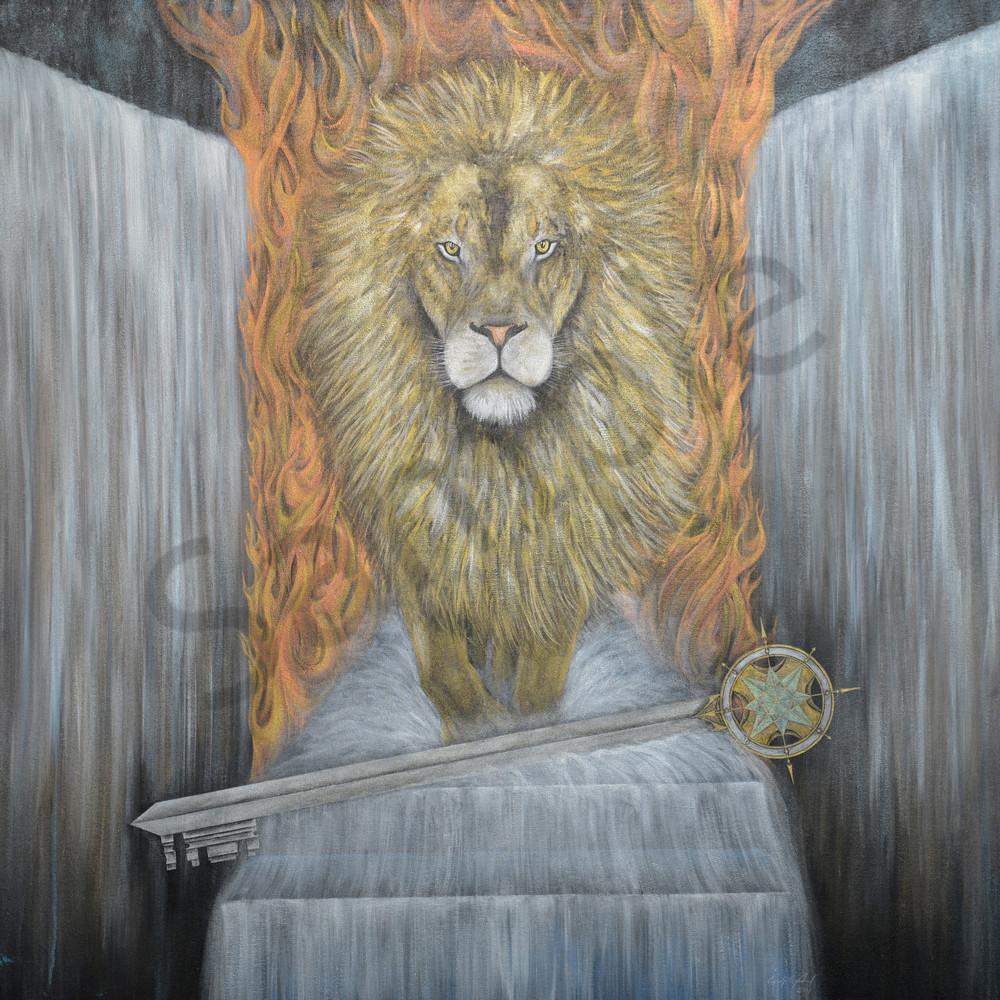 """Sword of Redemption-Key of Relationship"" by Colorado Artist Codye Reystead   Prophetics Gallery"