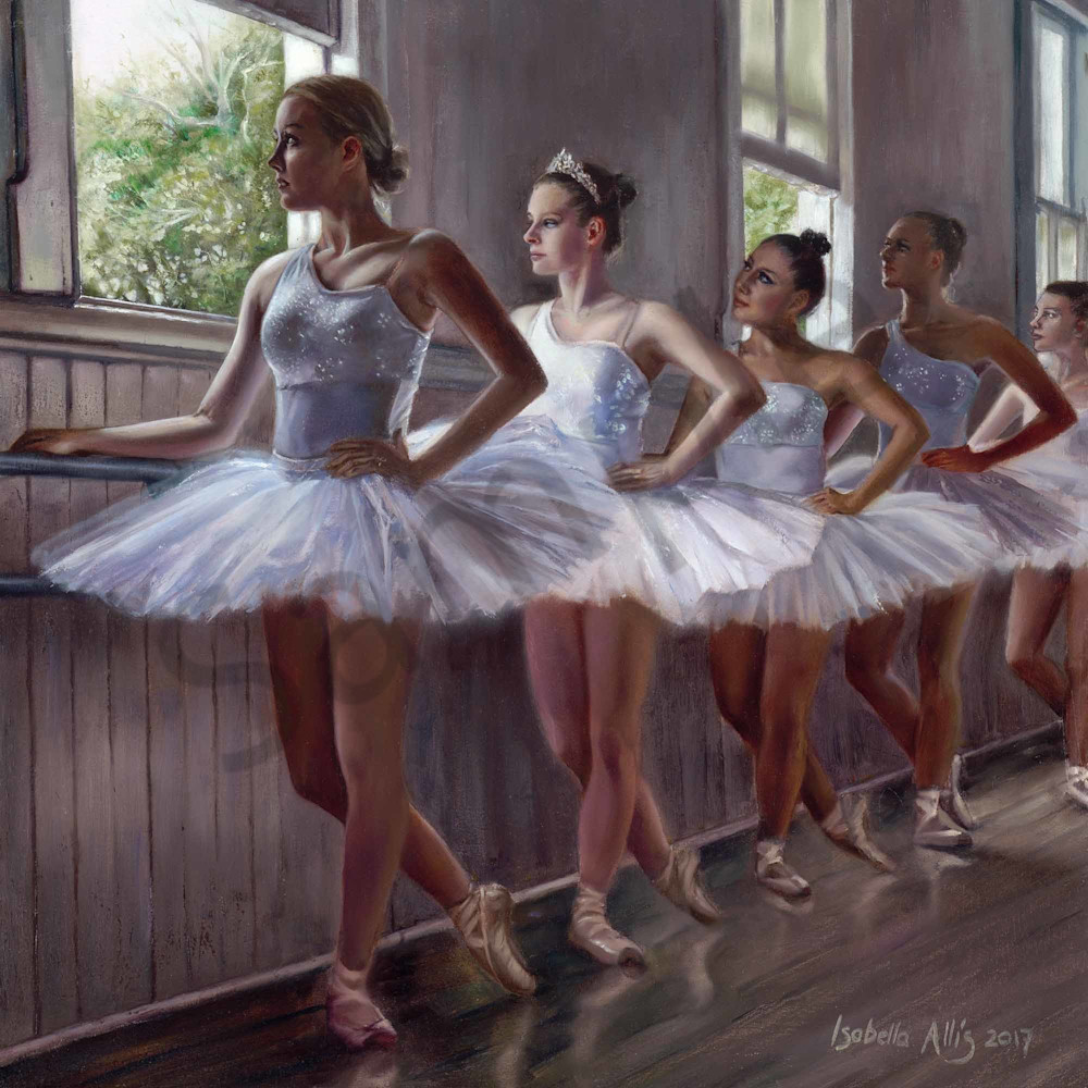 February - Ballet Barre