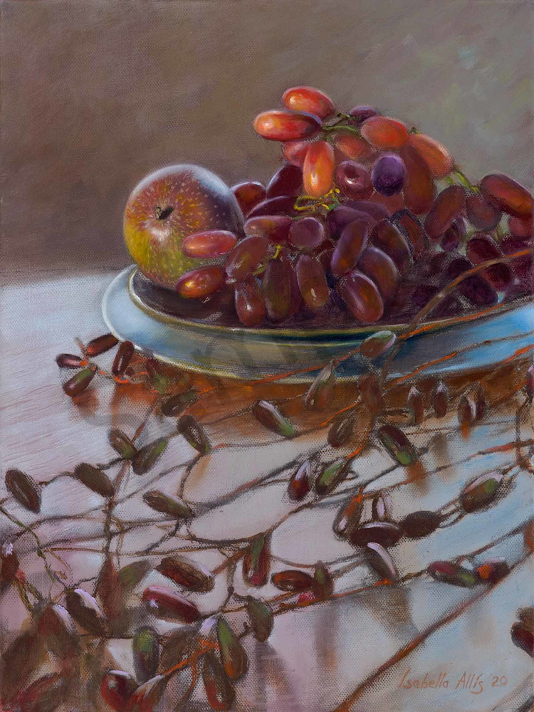 Grapes, Dates and Passion