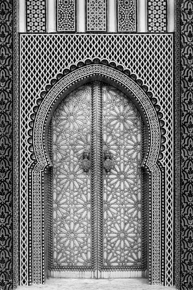 Palace Doorway Photograph