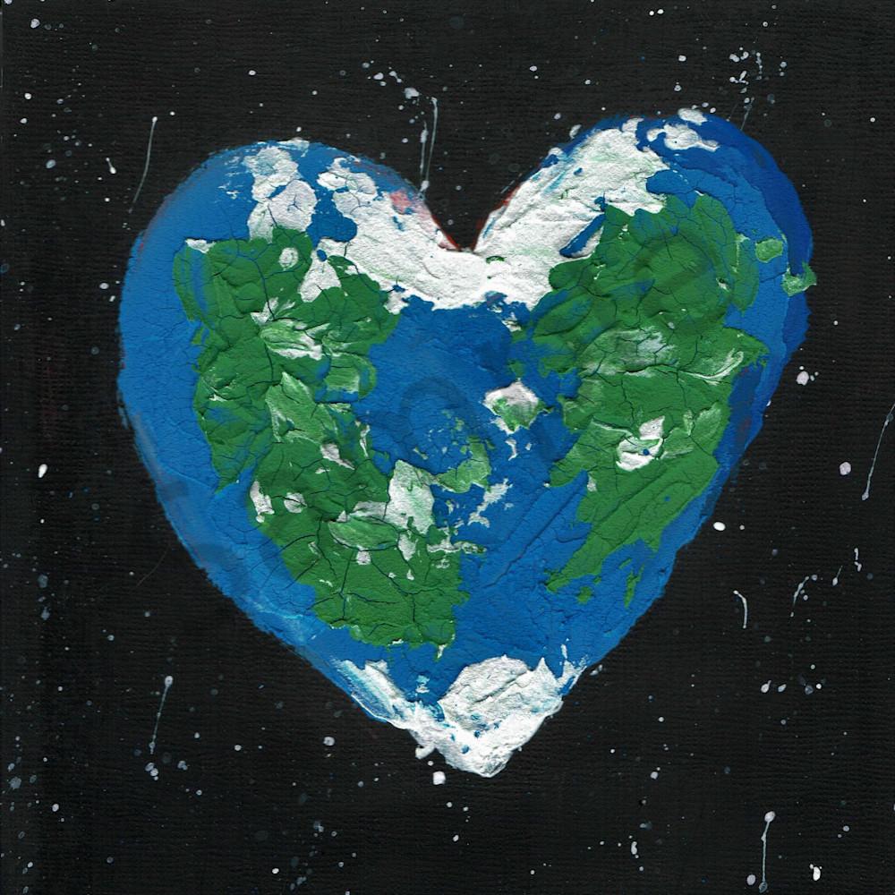 Earth Needs Love Artwork