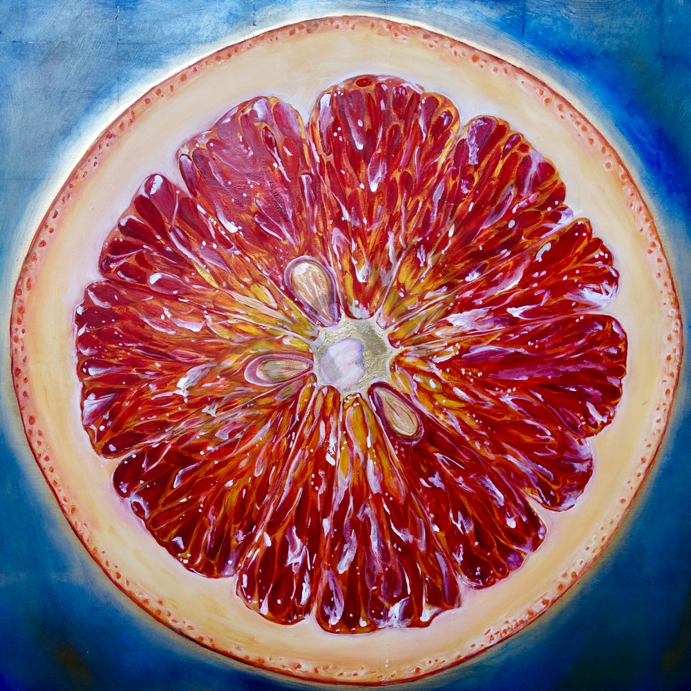 Blood Orange Art   Amy Tigner Art