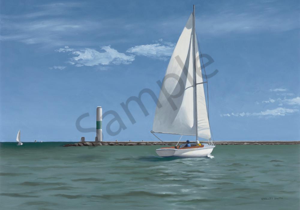 Come Sail Away | Fine Art Print | Choose Your Media