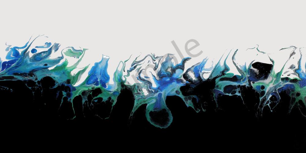 Green & Blue Divide