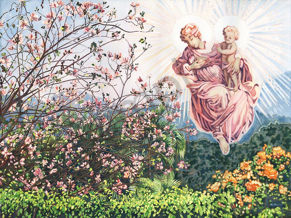 The Tree of Living Sustenance