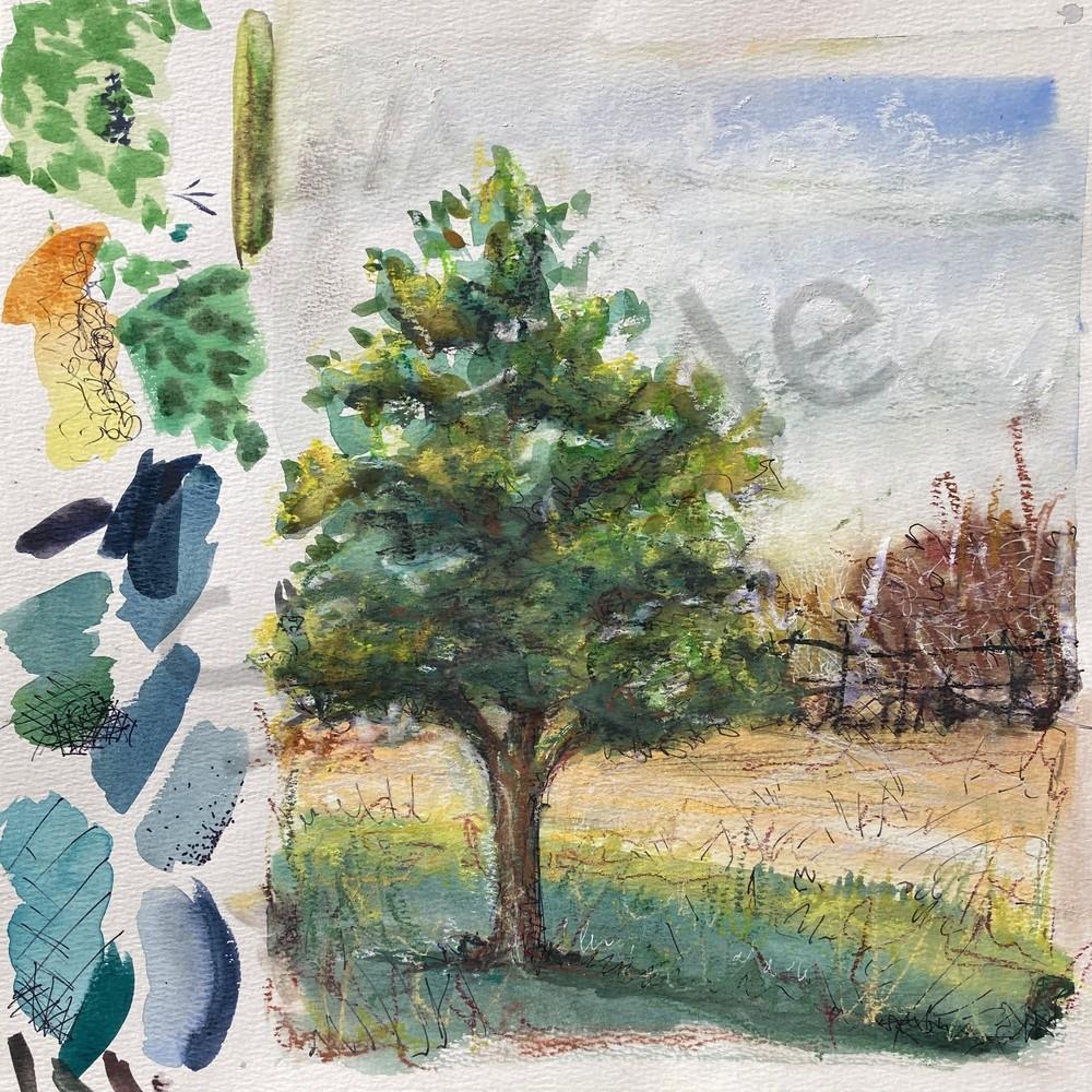 "Fine Art Prints ""Early Farm Fall"""