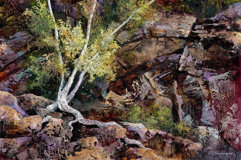Running Creek Rocks
