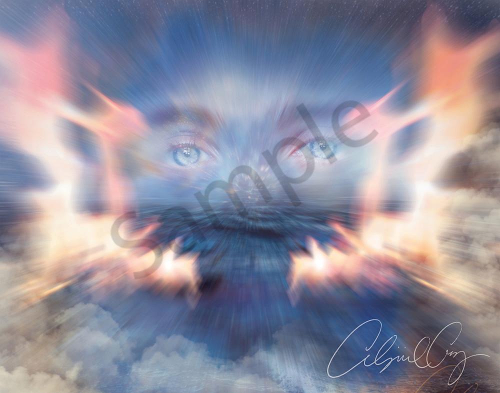 """Awaken"" by Pennsylvania Digital Prophetic Artist Abigail Cruz | Prophetics Gallery"