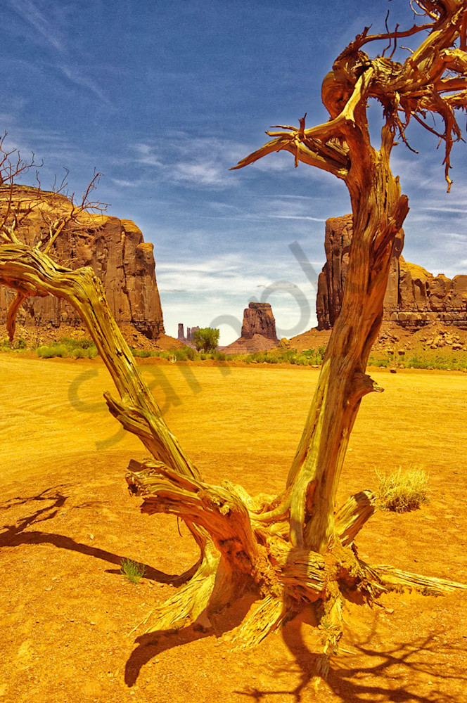 """""""Monument Valley North Window"""" fine art photograph by Fred Neveu."""