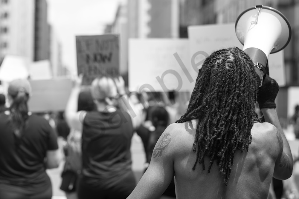 A Blm March For All Photography Art | Insomnigraphic