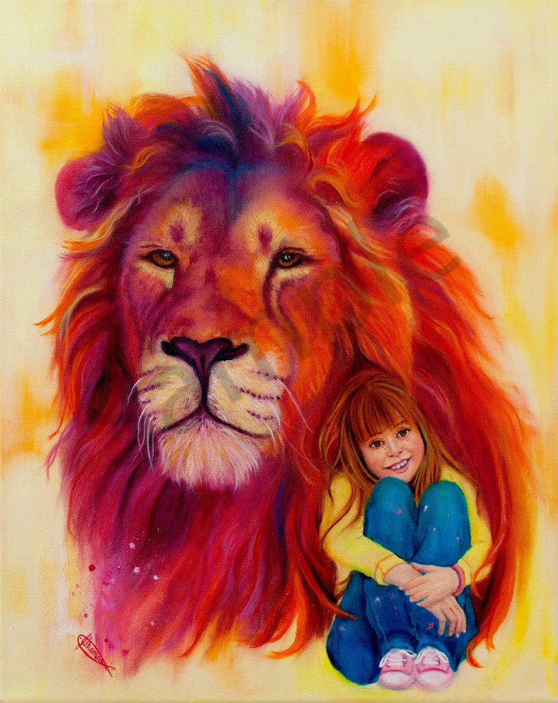 """""""Everything Is More Colorful With You"""" by Jeanette Sthamann   Prophetics Gallery"""