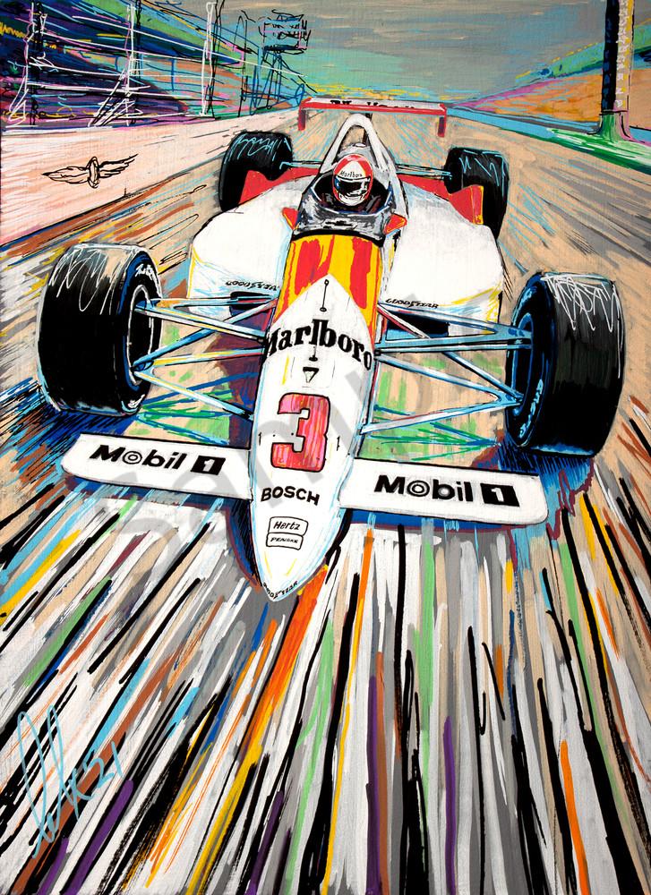 Rocket Rick '91  Art   Motorart 27