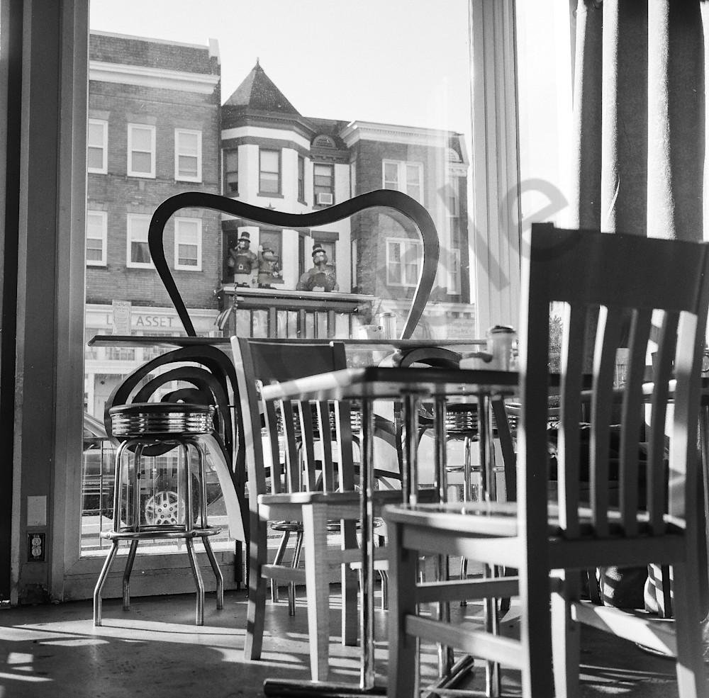 Adam's Morgan's Living Room Photography Art | Insomnigraphic