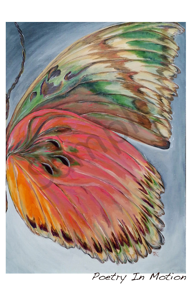 """Poetry In Motion"" by Missouri Artist Megan Kasper | Prophetics Gallery"