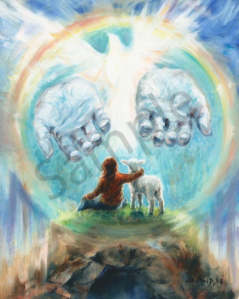 """Risen"" by Canadian Prophetic Artist Melani Pyke | Prophetics Gallery"