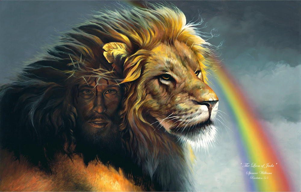 """""""Promise Keeper"""" by Tennessee Prophetic Artist Spencer Williams 