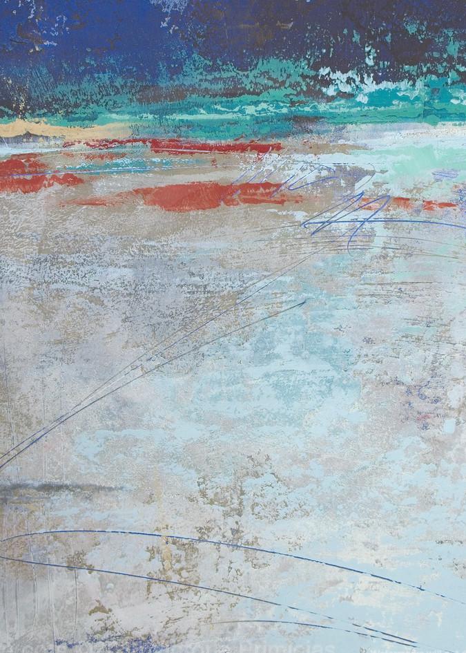 Cobalt Chorus - Seascape Paintings - Blue Wall Art