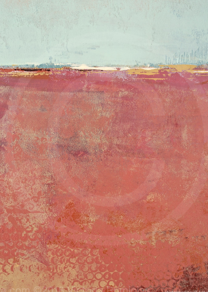 Feral Tidings - Seascape Paintings - Landscape Painting