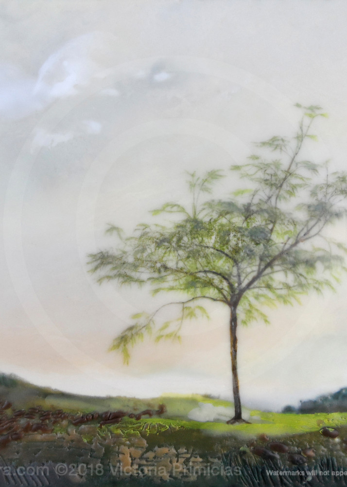 Maple Pirouette - Painting with Trees - Artwork and Prints