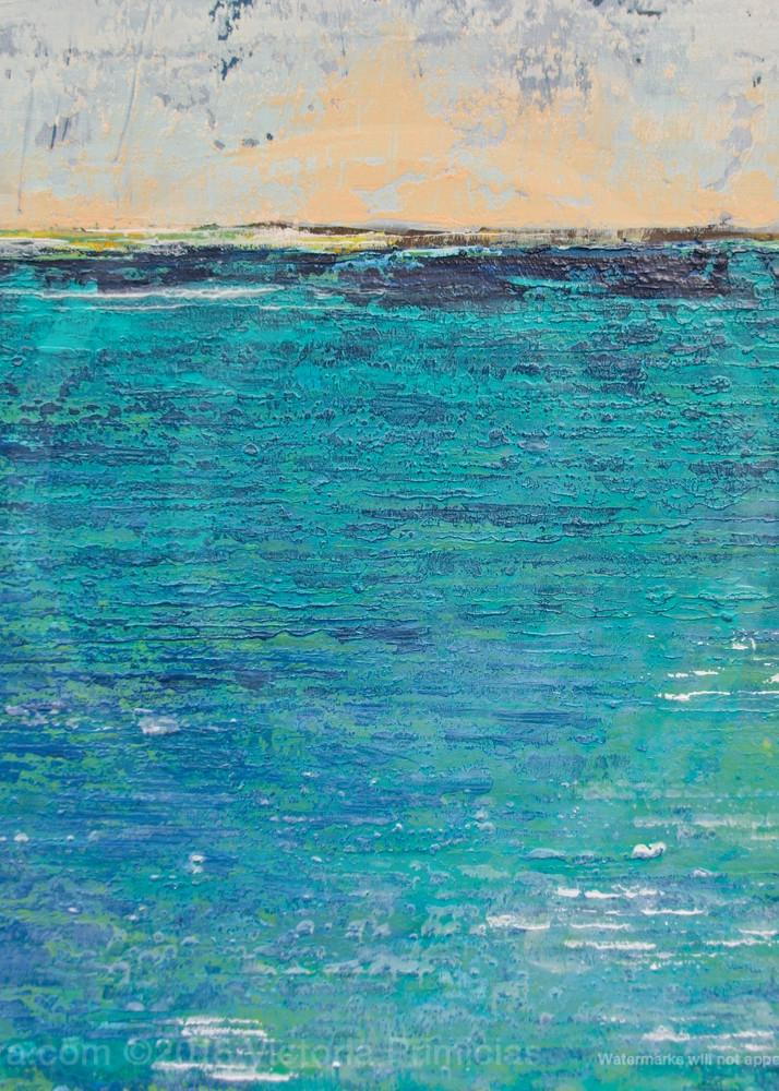 Beryl Basin - Seascape Paintings - Canvas Art