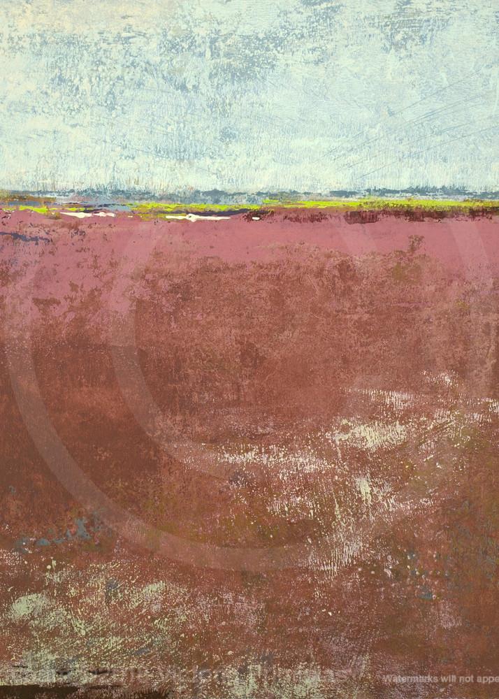 Scarlet Sound - Beach Art Prints for Home Decor