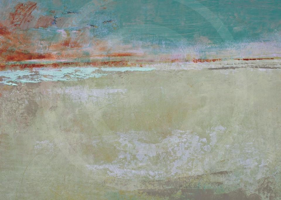 Hidden Sun - Ocean Wall Art - Canvas Art