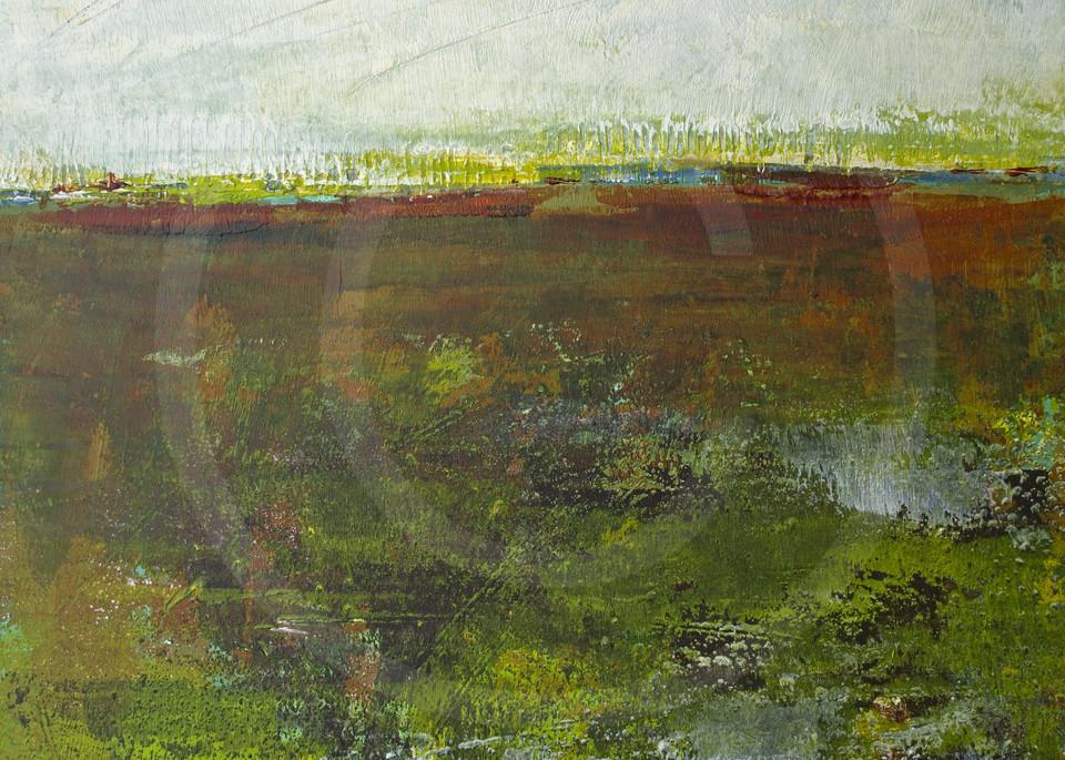 Spring Eternal - Painting of Landscapes - Victoria Primicias