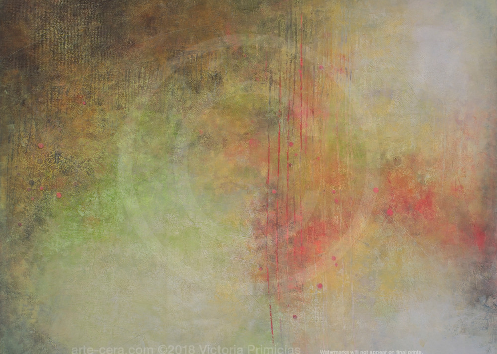 Loud Whispers - Abstract Canvas Wall Art - Artwork and Prints