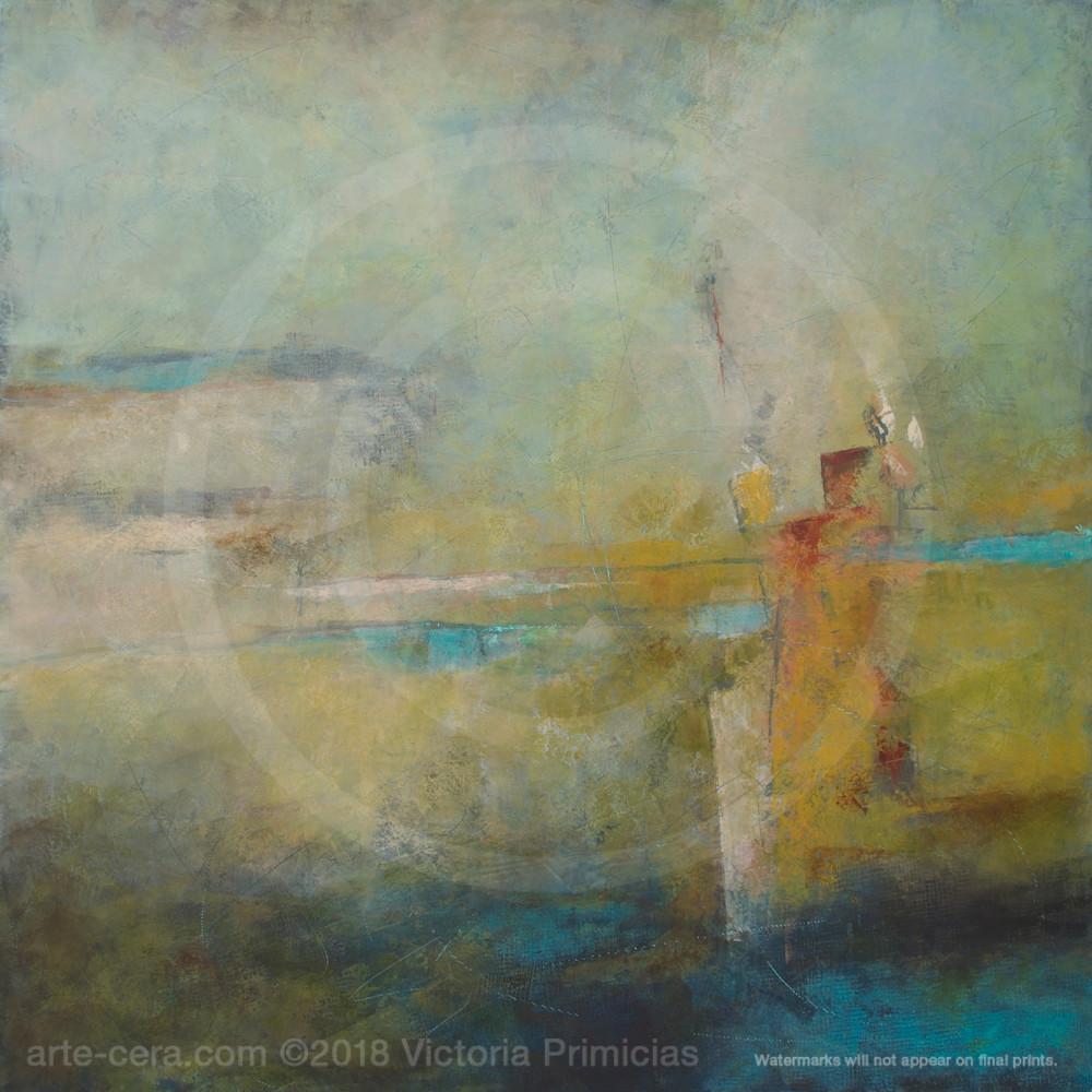 Siren Song - Abstract Art - Wall Art on Canvas