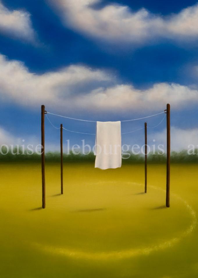 Clothesline #354 Art | Louise LeBourgeois