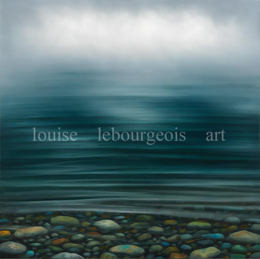 Pebble Beach #518 Art | Louise LeBourgeois