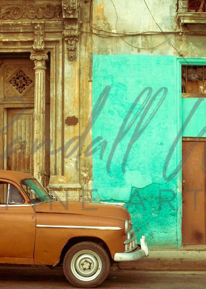Calle Industria Art   K. Randall Wilcox Fine Art