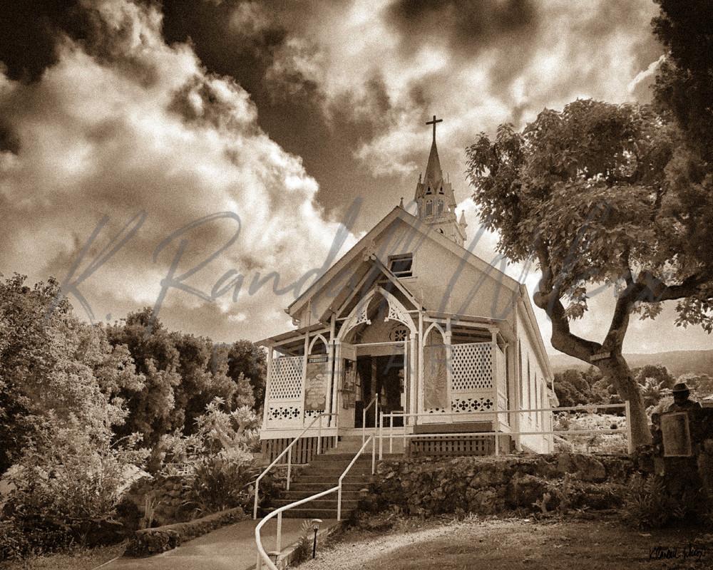 The Painted Church Art | K. Randall Wilcox Fine Art