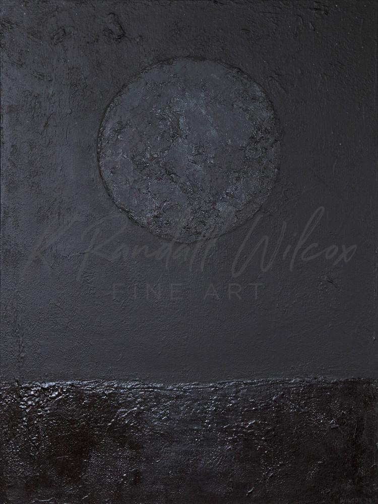 Dark Side Of The Moon Art | K. Randall Wilcox Fine Art