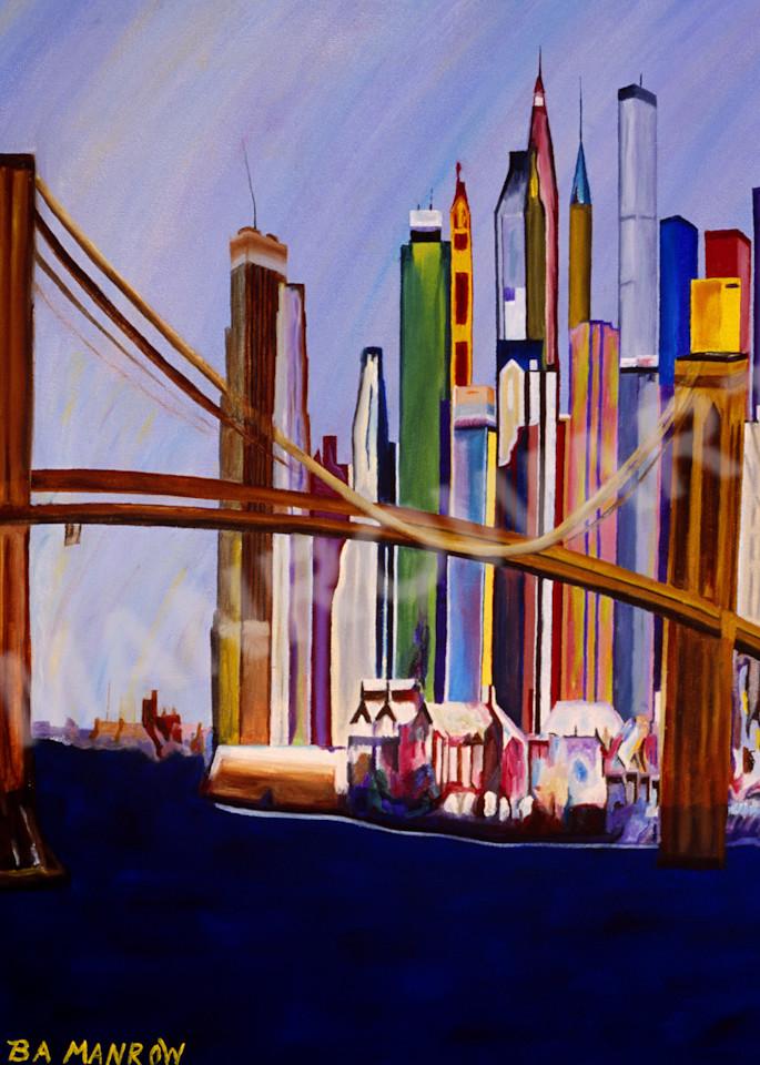 New York City Art   Brandon Manrow Fine Art