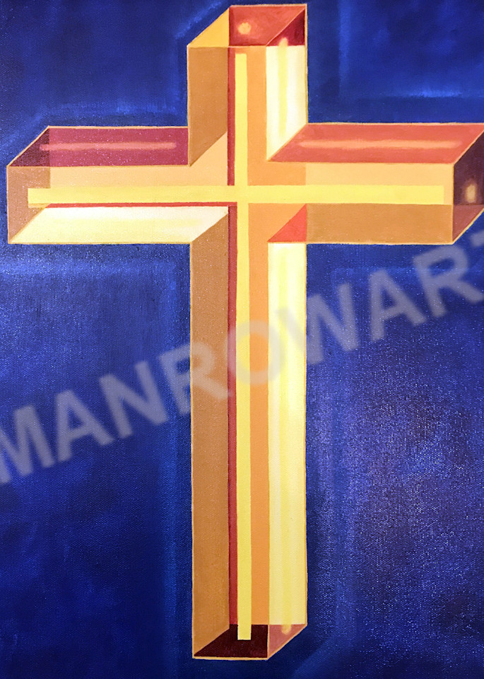 Cross Art | Brandon Manrow Fine Art