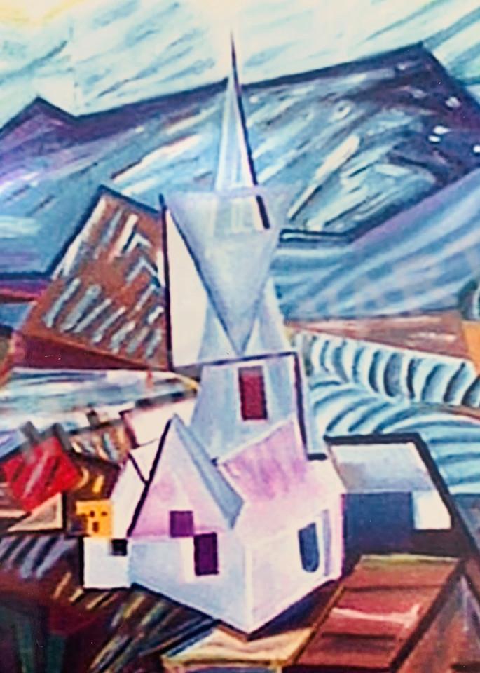 Church Art | Brandon Manrow Fine Art