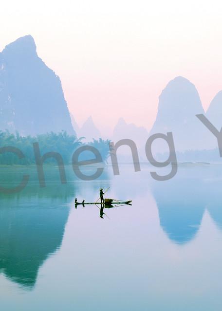 Lakes Rivers And Waterfalls 009 Photography Art | Cheng Yan Studio