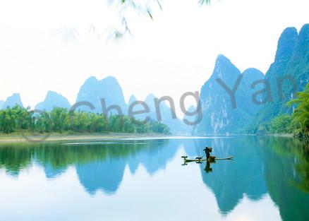 Lakes Rivers And Waterfalls 014 Photography Art | Cheng Yan Studio