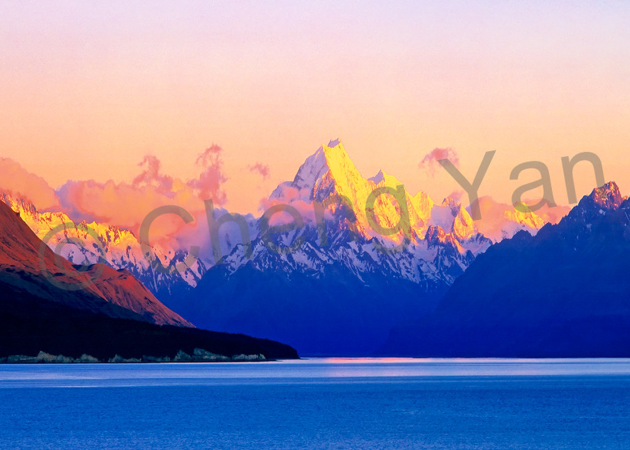 Mountains And Clouds 034 Photography Art | Cheng Yan Studio