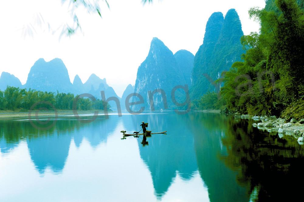 Lakes Rivers And Waterfalls 006 Photography Art | Cheng Yan Studio