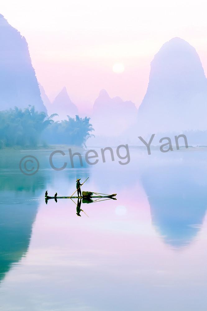 Lakes Rivers And Waterfalls 007 Photography Art | Cheng Yan Studio