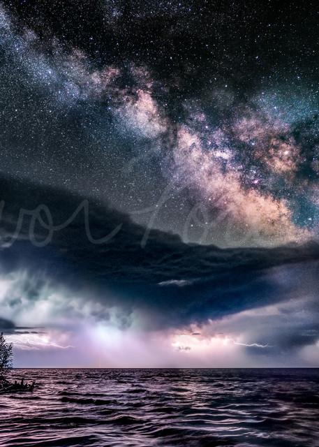The Perfect Storm Photography Art | Trevor Pottelberg Photography