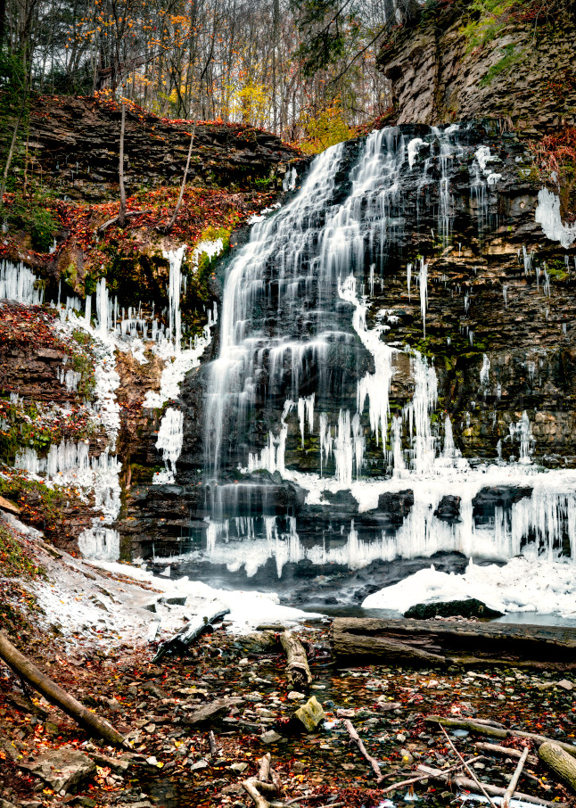 Change Of Seasons Photography Art | Trevor Pottelberg Photography
