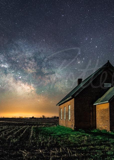 The Old School House Photography Art   Trevor Pottelberg Photography