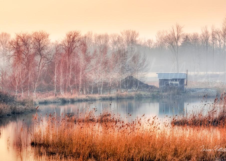 The Fishing Shack Photography Art   Trevor Pottelberg Photography