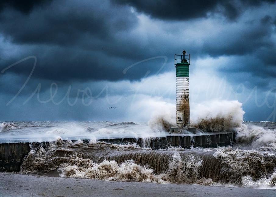 December Storm Photography Art | Trevor Pottelberg Photography